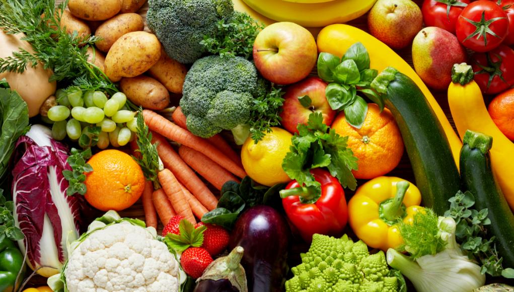 świeże owoce warzywa