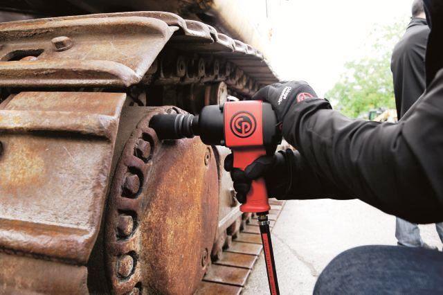 pneumatyczny klucz udarowy do maszyn